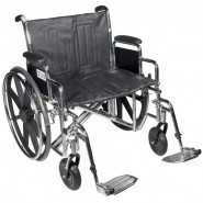 Drive Sentra EC Heavy Duty Bariatric Wheelchair