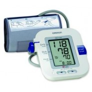 Omron Healthcare Blood Pressure: Deluxe Blood Pressure Monitor with ComFit Cuff
